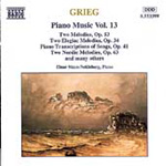 Grieg: Piano Works, Vol.13 (CD)