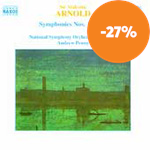 Produktbilde for Arnold: Symphonies (CD)