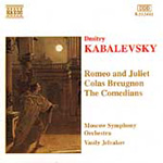 Kabalevsky: Orchestral Works (CD)