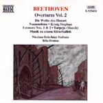 Beethoven: Overtures, Volume 2 (CD)