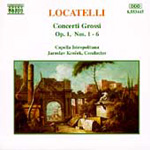Locatelli: Concerti Grossi (CD)
