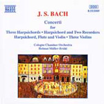 Bach: Multiple Concerti (CD)