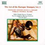 The Art of the Baroque Trumpet, Volume 1 (CD)