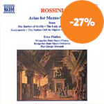 Produktbilde for Rossini: Arias for Mezzo-soprano (CD)