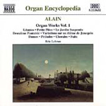 J.Alain: Organ Works, Volume 1 (CD)