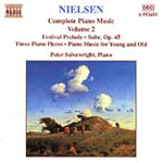 Nielsen: Piano Works, Vol. 2 (CD)