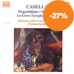 Casella: Orchestral Works (CD)
