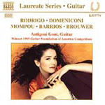 Antigoni Goni - Guitar Recital (CD)