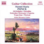 Ponce: Guitar Works (CD)