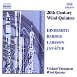 20th Century Wind Music (CD)