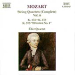 Mozart: String Quartets, Vol. 6 (CD)