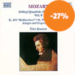 Mozart: String Quartets, Vol. 8 (CD)