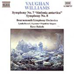 Vaughan Williams: Symphonies Nos 7 & 8 (CD)