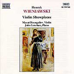 Wieniawski: Violin Showpieces (CD)