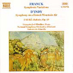 French Music for Piano and Orchestra (CD)