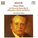 Reger: Piano Works (CD)
