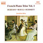 French Piano Trios, Volume 1 (CD)