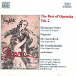 The Best of Operetta, Volume 2 (CD)