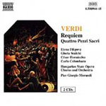 Verdi: Requiem; Sacred Pieces (CD)