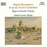 Organ Showpieces from St Paul's Cathedral (CD)