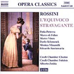 Produktbilde for Rossini: L'Equivoco Stravagante (UK-import) (CD)