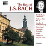 The Best of J.S.Bach (CD)