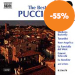 Produktbilde for The Best of Puccini (UK-import) (CD)