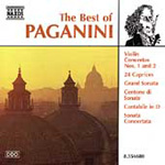 The Best of Paganini (CD)