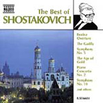 The Best of Shostakovich (CD)