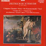 Buxtehude: Chamber Works, Vol. 1 (CD)