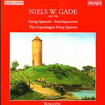 Gade: String Quartets (CD)