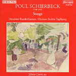 Schierbeck: Songs (CD)