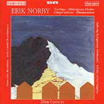 Norby: Orchestral & Vocal Works (CD)