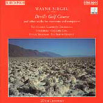 Wayne Siegel: Devil's Golf Course (CD)