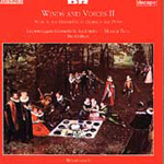 Winds and Voices II (CD)