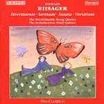 Riisager: Chamber Music (CD)