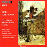 Hartmann: Overtures. The Golden Horns. (CD)