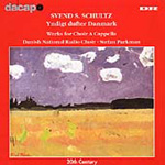 Schultz - Works for Choir a capella (CD)