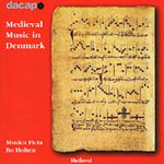 Medieval Music in Denmark (CD)