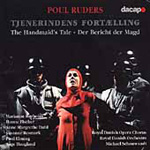 Ruders: The Handmaid's Tale (CD)