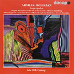 Ikilikian: Superpulse and other orchestral works (CD)