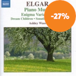 Elgar: Piano Works (CD)