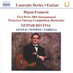 Dejan Ivanovic Guitar Recital (CD)