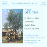 Quilter: Songs (CD)