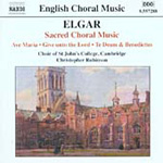 Elgar: Sacred Choral Works (CD)