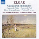 Elgar: Orchestral Miniatures (CD)