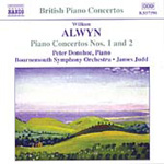 Alwyn: Piano Concertos Nos 1 and 2 (CD)