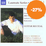 Produktbilde for Guitar Recital - Pablo Sáinz Villegas (CD)