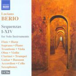 Berio: Sequenzas I-XIV (CD)
