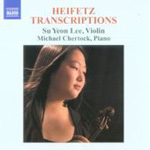 Heifetz Transcriptions for Violin and Piano (CD)